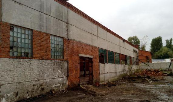 Реконструкция главного цеха предприятия г. Видное