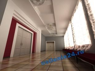 Dizain proekt koridora