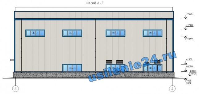 fasad VZU1